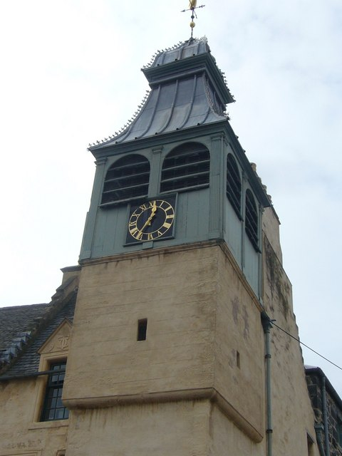 St. Ninian's Manse clock tower