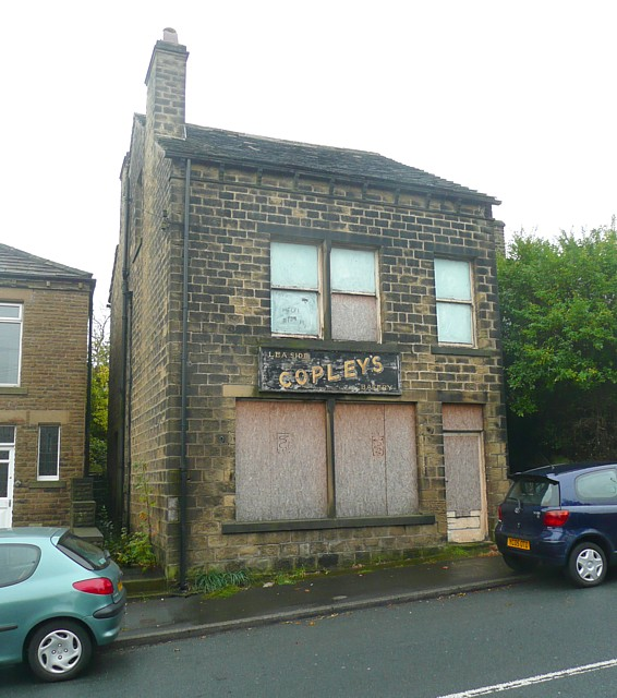 Former baker's shop, Abbey Road, Shepley