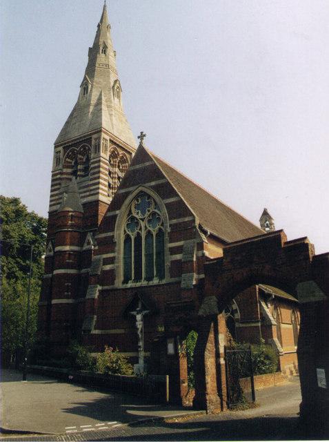 All Saints, Maidenhead