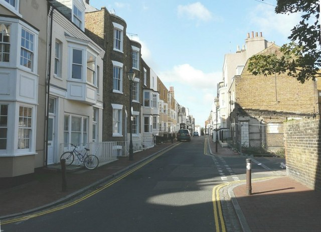Addington Street, Ramsgate