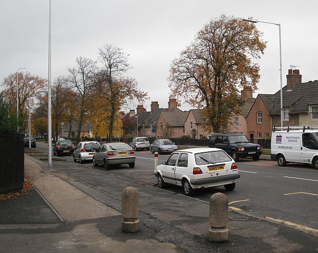 Queensferry Road, Rosyth