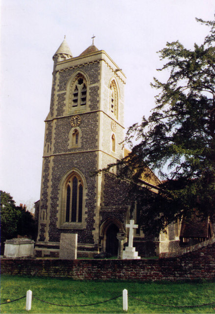 St Mary, White Waltham