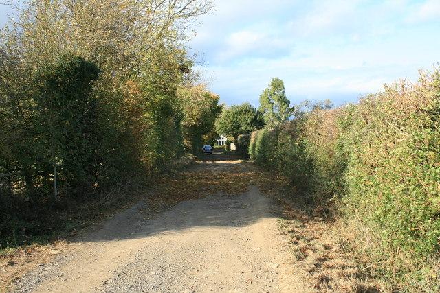 Bridleway at Alvescot