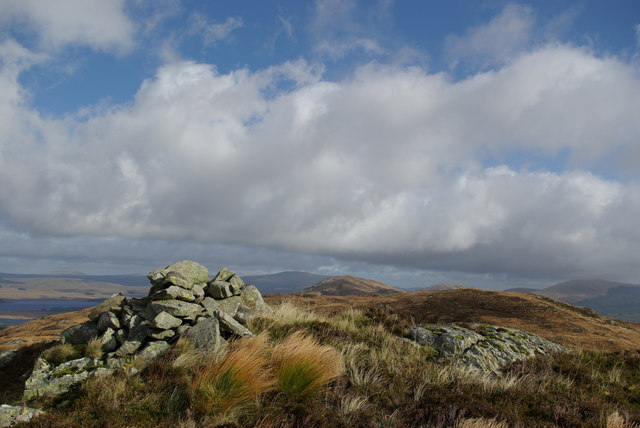 Cairn east of Loch Breacbowie