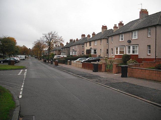 Park Road, Rosyth