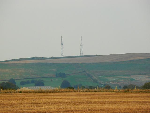 Morgan's Hill, near Calstone Wellington