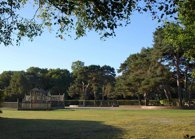 Playground, Talbot Village