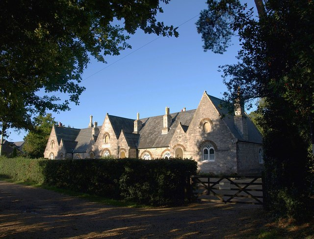 Almshouses,Talbot Village
