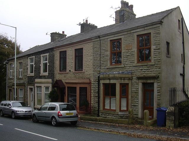 Wind Field Terrace, Grane Road 1869