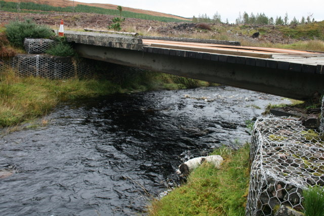 Bridge over Feith a Chaoruinn