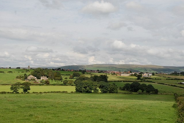 Blackrod and Winter Hill