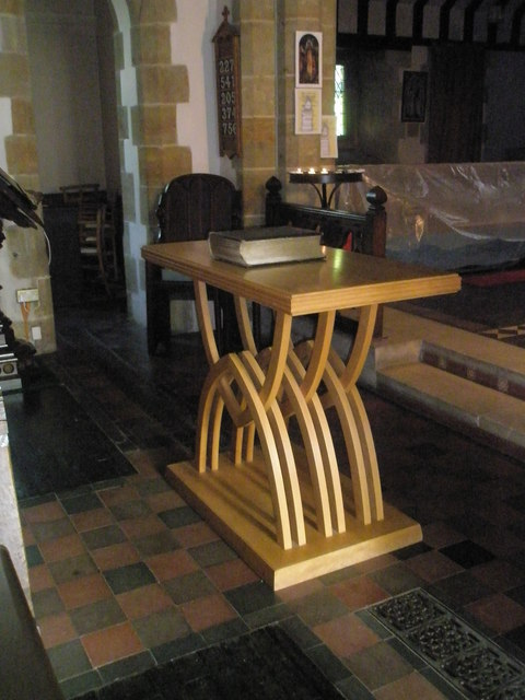 The Lord's Table at St Bartholomew, Rogate