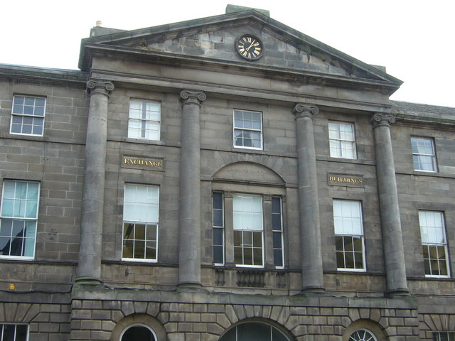 Exchange Buildings, Constitution Street