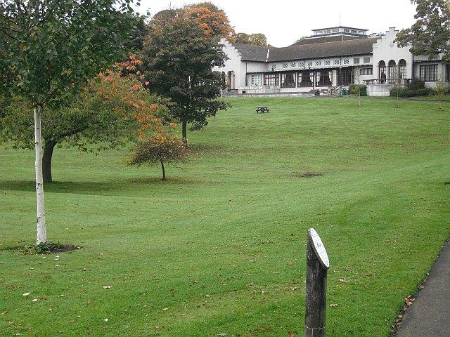 The Glen Pavilion