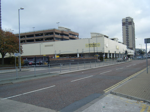 Bootle Bus Station