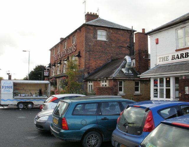 The Craven Arms pub