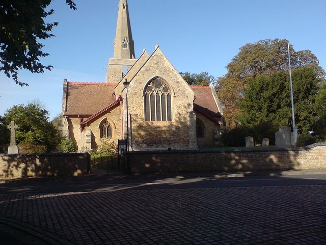 St James' Church, Stretham