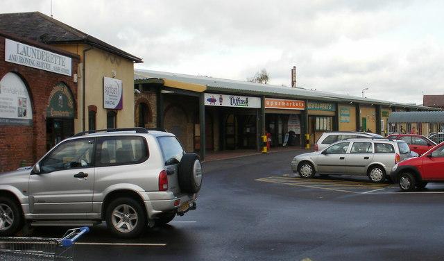 Craven Centre shopping
