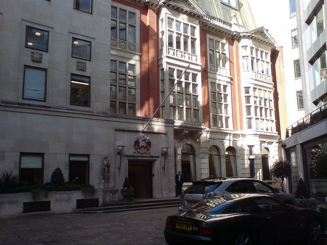 Grocers' Hall, Prince's Street