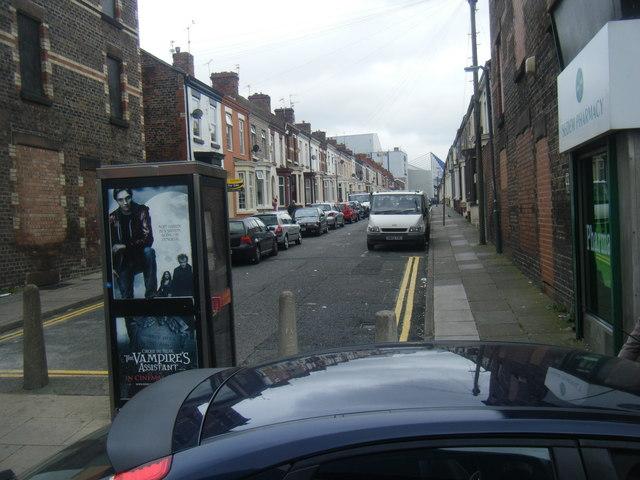 Oxton Street