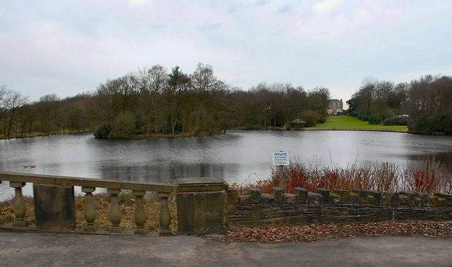 Wrightington Fish pond