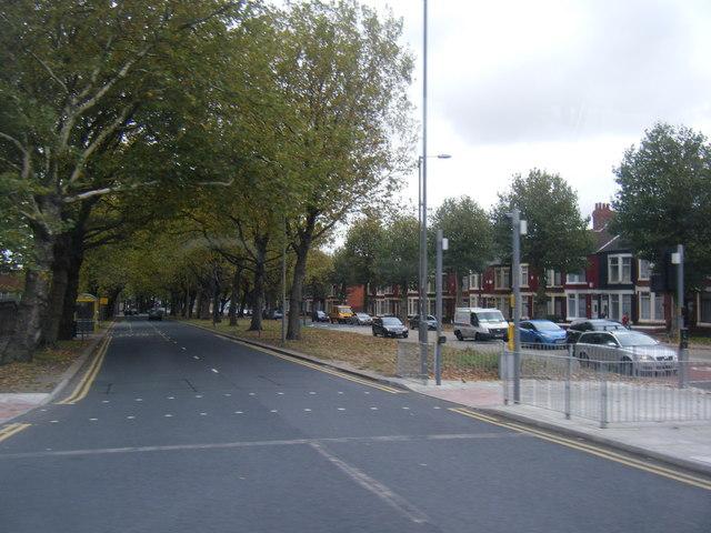 Utting Avenue