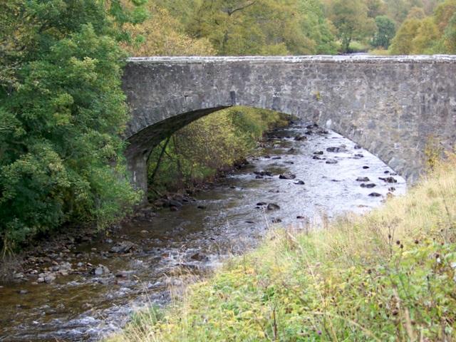 Bridge at Little Forter