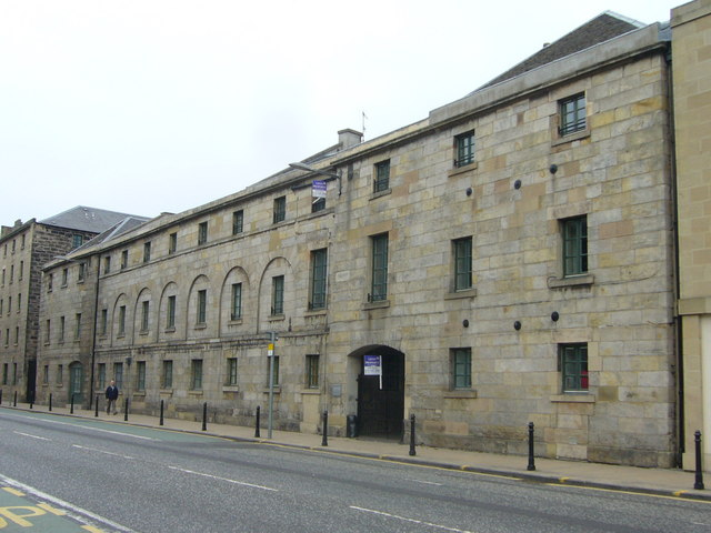 Former Crabbie's Warehouse, Great Junction Street