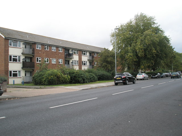 Flats in Northern Parade