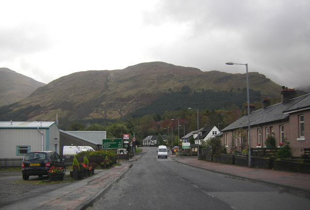 Main Road, Crianlarich