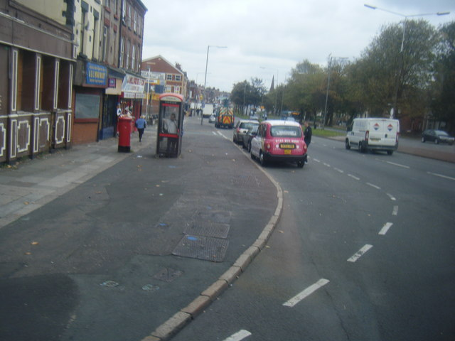 West Derby Road