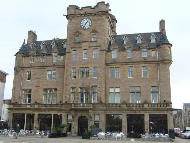 Malmaison Hotel, The Shore