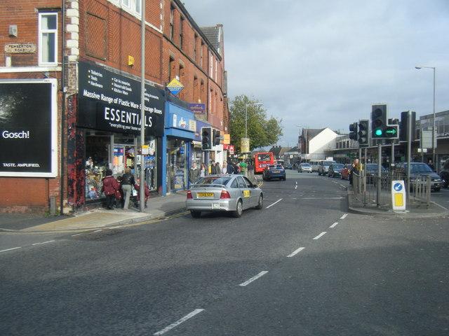 Prescot Road, Old Swan.