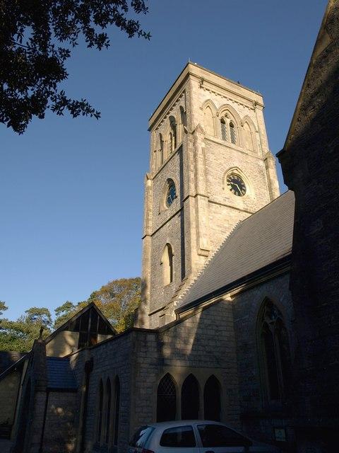 St. Mark's church, Talbot Village