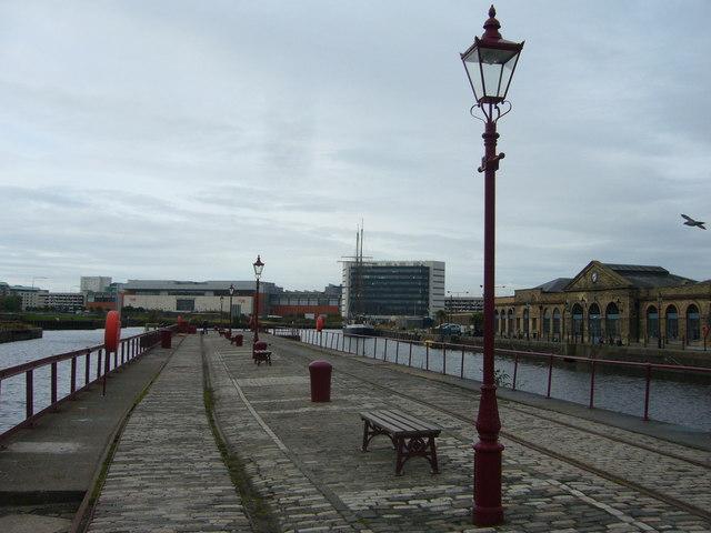 Quay, Imperial Dock