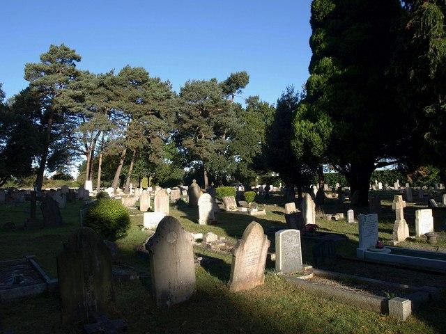 Graveyard, Talbot Village