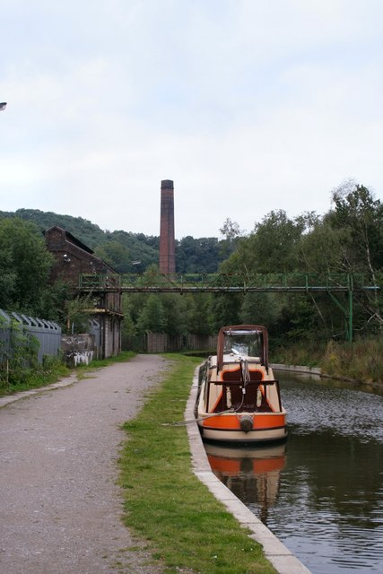 Caldon Canal, Froghall