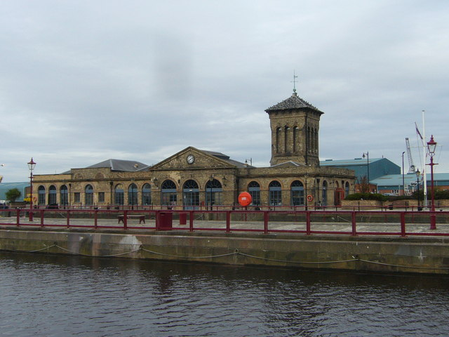 Forth Ports Authority building, Leith Docks