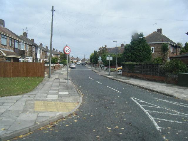 Glendevon Road