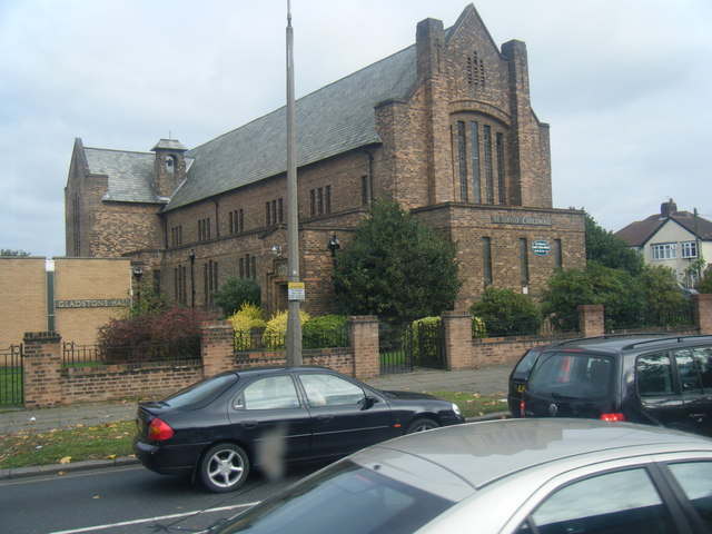St Davids Church, Childwall.