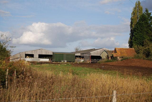 Barns, Leigh Park Farm
