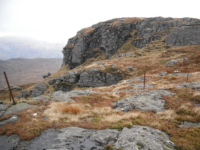 Crag, Parlan Hill