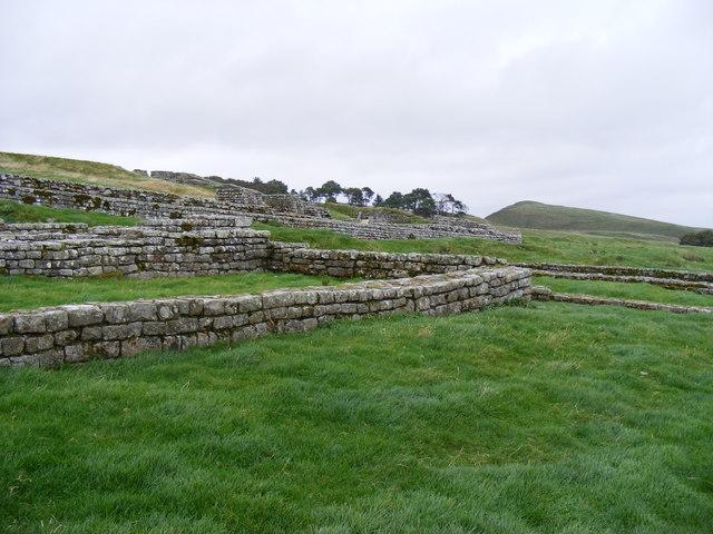 The civil settlement outside Housestead's Roman Fort