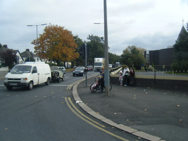 Queens Drive Wavertree