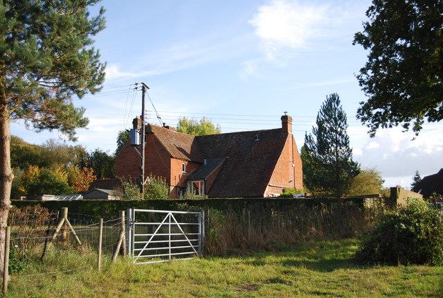 Farmhouse, Price's Farm