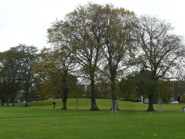 Earthworks, Leith Links