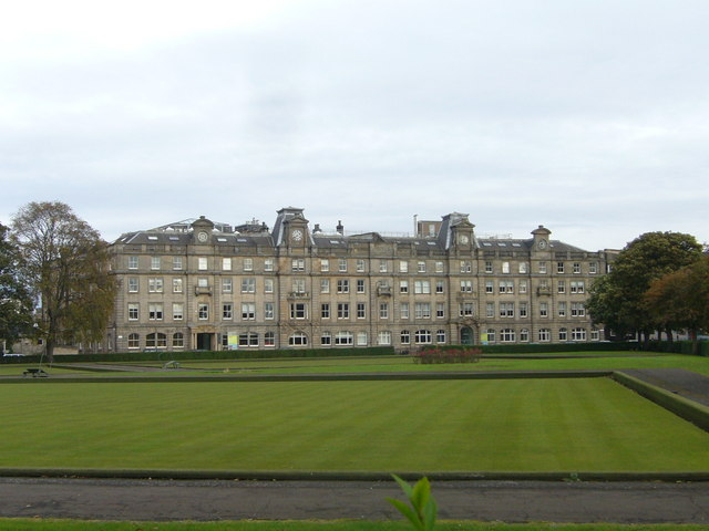 Bowling green, Leith Links