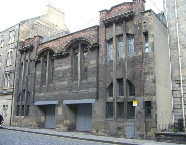 South Leith Church Hall, Duke Street