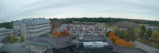 Poole : Bournemouth University , Talbot Campus
