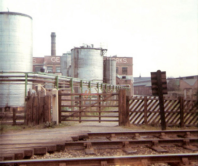 Gerard's Soap Works, April 1967